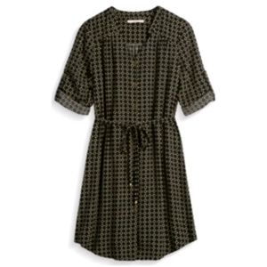 Stitch Fix 41 Hawthorn Cristen Shirt Button Dress